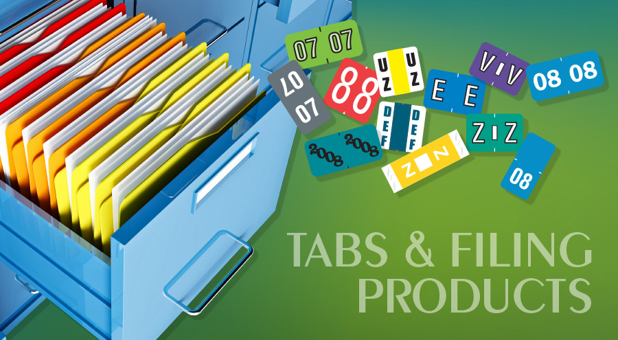 File Tab Labels