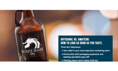 Labels Brew Up Big Sales in the Craft Beer Market