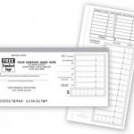 Deposit Tickets & Supplies