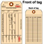 1 Part Inventory Tags