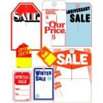 Retail Sale Tags