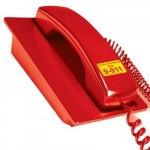 Pre-Printed Emergency Phone Stickers (Packaged in 10's)