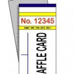 Raffle Tickets Refill Kit