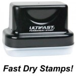 Super Permanent Pre-Inked Stamps