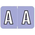 Amerifile® Compatible Alphabetical Tabs