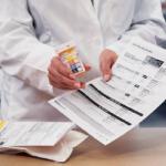 Pharmacy Prescription Label