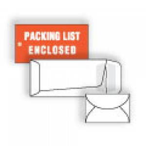Coin / Packing List / Small Specialty Envelopes