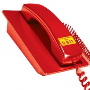 Pre-printed 1 up Cradle Phone Labels