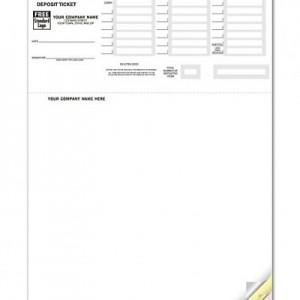 Deposit Tickets - Computer