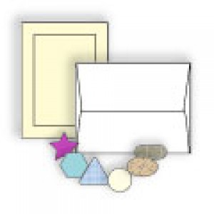 Announcement Envelope / Panel Card