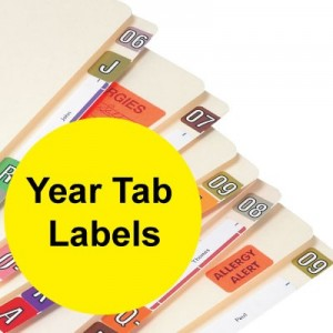 Year Code Labels