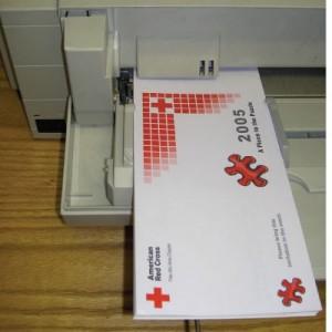 Custom Printed Single Laser Shipping Label