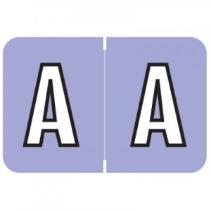 Amerifile® Compatible Alphabetical Tabs