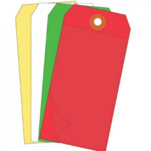 Self Laminating Tags