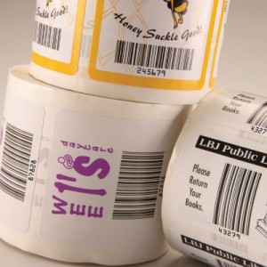 Square Shaped Labels