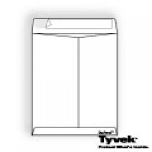 Tyvek (White spun bonded olefin) Open End Catalog