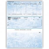 LM305, Marble Laser/Inkjet Payroll Check