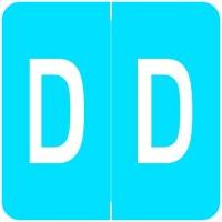 FADBM Barkley® Compatible Alphabetical Tabs