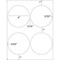 "4"" Diameter"