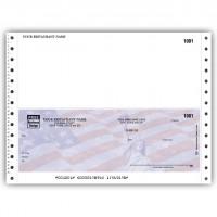 CB107P, Prestige Continuous Multipurpose Check