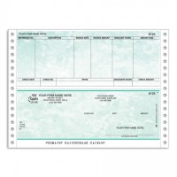 CB212, Marble Continuous Accounts Payable Check