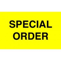 """""""SPECIAL ORDER"""""""
