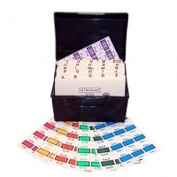 5100 Jeter® / Tab ® Compatible Alphabetical Tabs