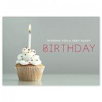 Sweet Wishes Happy Birthday Card