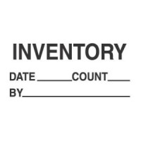 """""""INVENTORY DATE COUNT"""""""