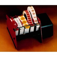 Automatic Label Dispenser for up to 5 labels