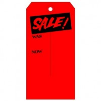 Retail Sale Tags - Large