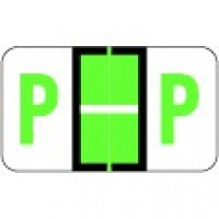 POAM POS® 3400 Compatible Alpha. Tabs