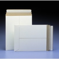 White Self-Seal Stayflats® Mailers