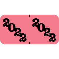 90400 Jeter® Year tab labels