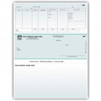 LM313C, Classic Laser/Inkjet Payroll Check
