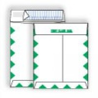 Western Dura-Print Open End Catalog with First Class Border and Kwik-Tak