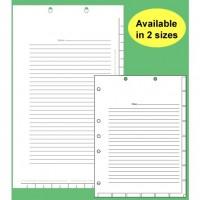 Legal Index Divider Sheets