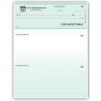LT600C, Laser/Inkjet Advice of Deposit Form