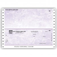 CB107, Marble Continuous Multipurpose Check