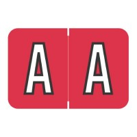 MBRK Barkley® / SYCOM MAP PACKS Compatible Alphabetical Tabs