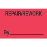 """REPAIR/REWORK BY"""