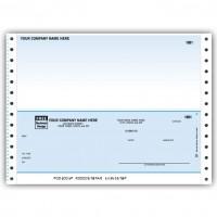 CB107C, Classic Continuous Multipurpose Check