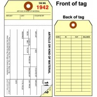 TG15300 Series Inventory Tags