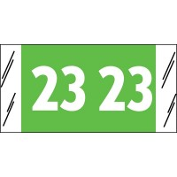 81700 Genuine Col'R'tab® Year tab labels