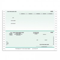 CB243C, Classic Continuous Accounts Payable Check