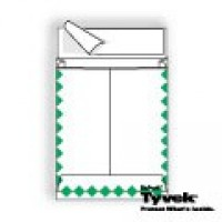 Tyvek Expansion Open End Catalog with First Class Border and Kwik-Tak