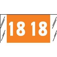 51700 Genuine Col'R'tab® Year tab labels