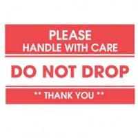 """DO NOT DROP"" Label"