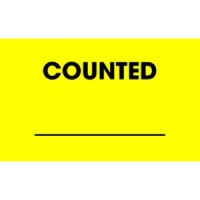 """""""COUNTED"""""""