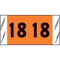 14700 Genuine Col'R'tab® Year tab labels